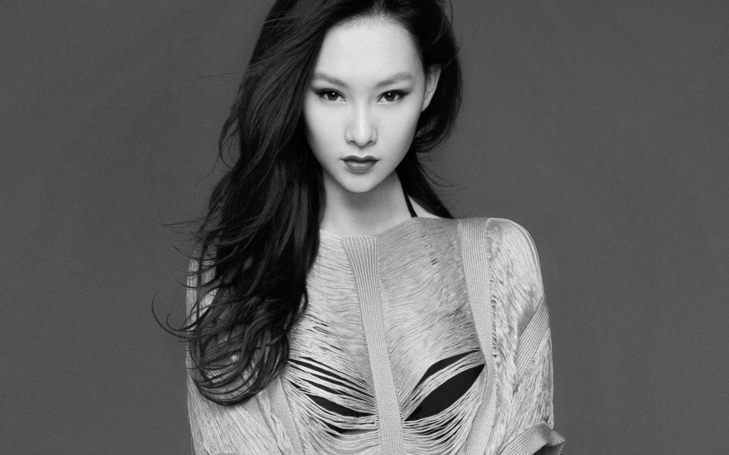 Attractive Asian beauties